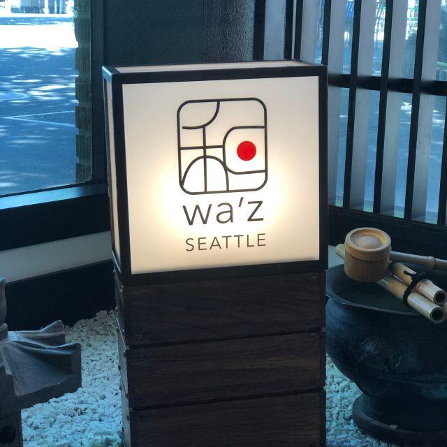 wa'z, Seattle, WA