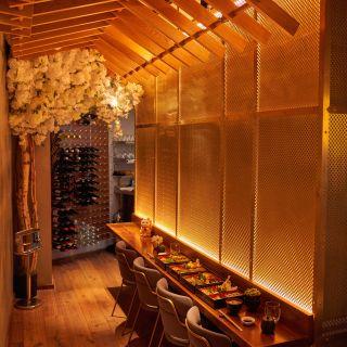 A photo of TAKA Mayfair restaurant