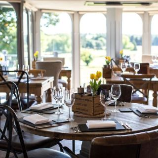The View Restaurant at All Saints Hotel
