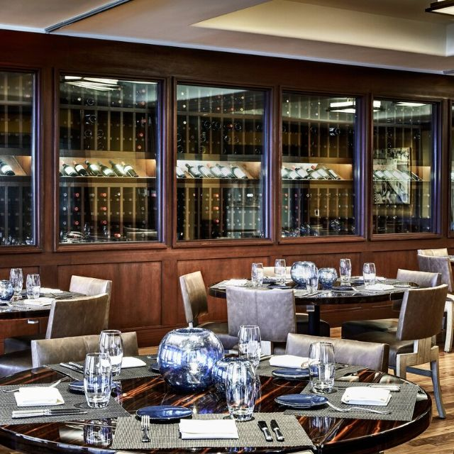Private Dining Room - Lincoln Steakhouse and Bar 1936 - JW Marriott Camelback Inn, Paradise Valley, AZ