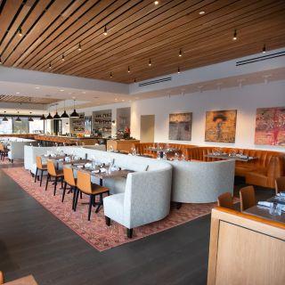 A photo of Farina restaurant