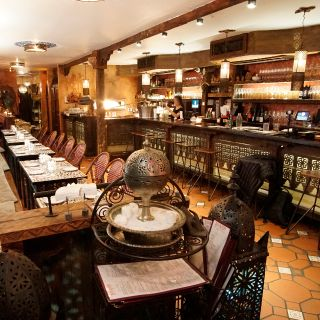 A photo of Nomad Restaurant - East Village restaurant