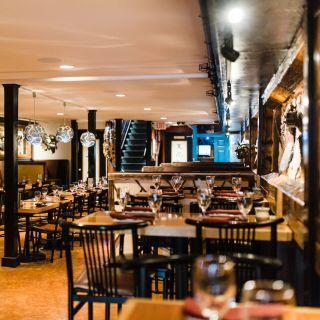 A photo of Shabu restaurant