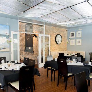 A photo of Samuels Bistro restaurant