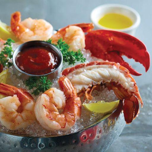 Lobster and Shrimp Appetizer - Fogo de Chao Brazilian Steakhouse - Jacksonville, Jacksonville, FL