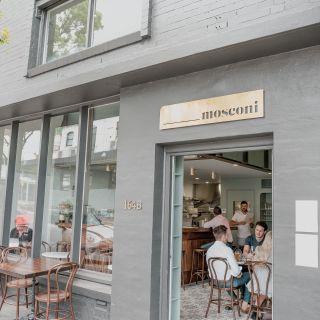A photo of Mosconi Restaurant & Wine Bar restaurant