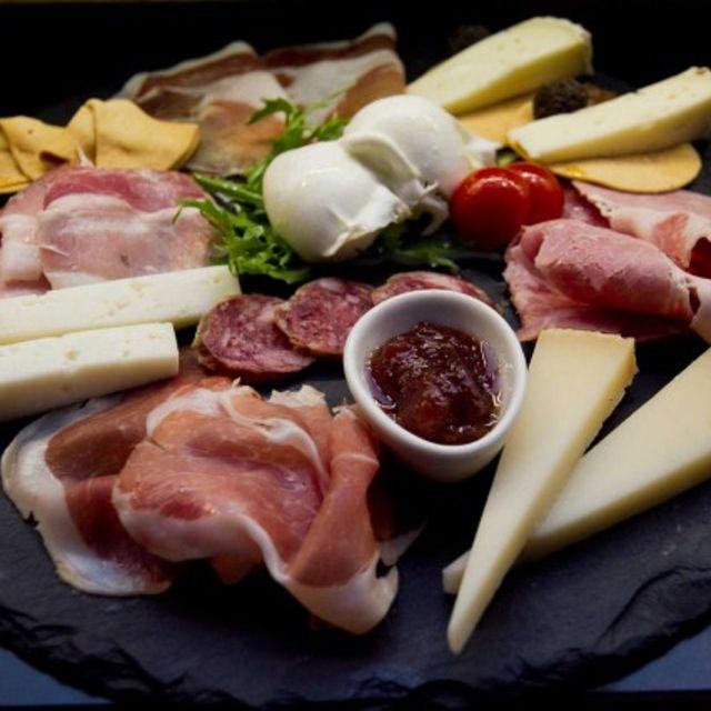 Il Moro Cucina Sarda Restaurant Stratford Upon Avon Warwickshire Opentable
