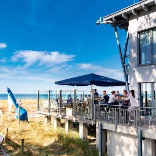 Foto von Strandrestaurant 'blaue boje' Restaurant