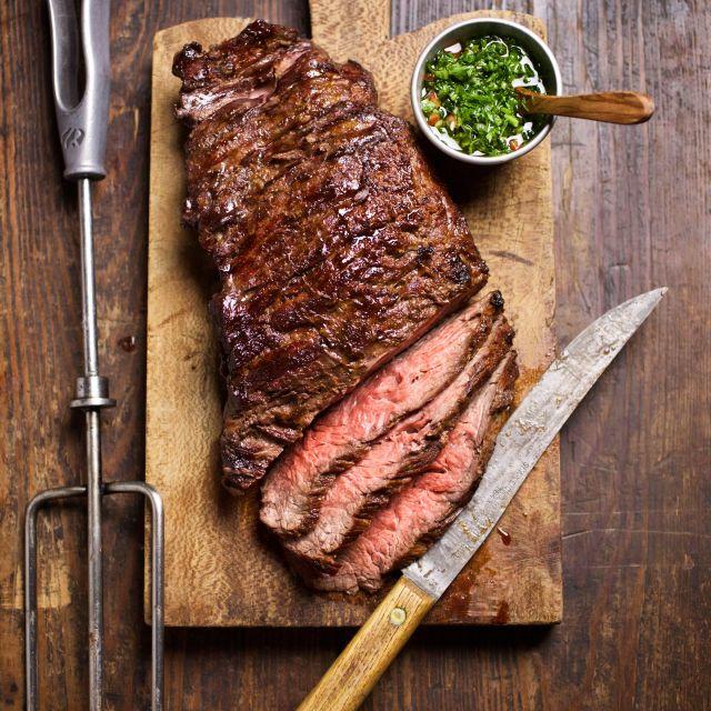 Fogo Fraldinha Board Overhead - Fogo de Chao Brazilian Steakhouse - Atlanta, Atlanta, GA