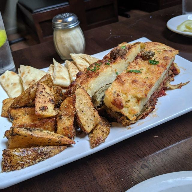 Chris' Pizza, Atlanta, GA