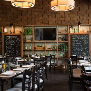 A photo of Lampuga Bistro - Miyana restaurant