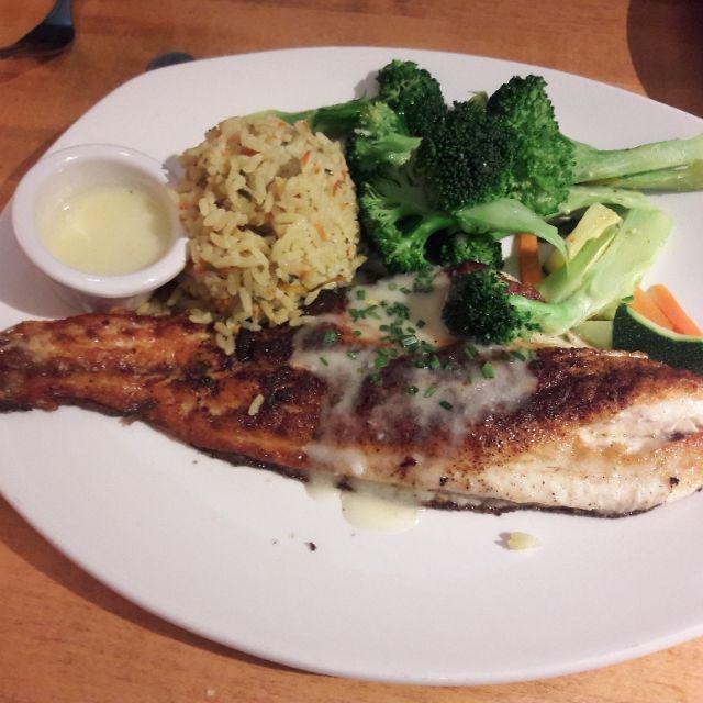 Landry's Seafood House - San Luis, Galveston, TX