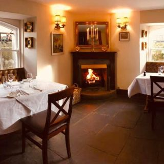 A photo of The Brasserie at Melville Castle restaurant