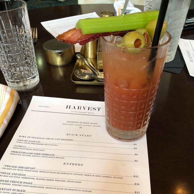 Harvest, Restaurant & Bar, Birmingham, AL
