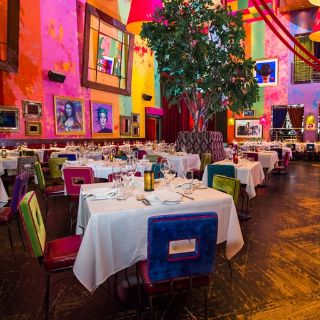 A photo of Carnivale restaurant