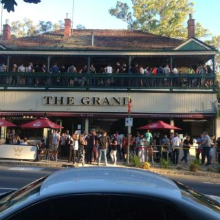 A photo of The Grand Hotel Warrandyte restaurant