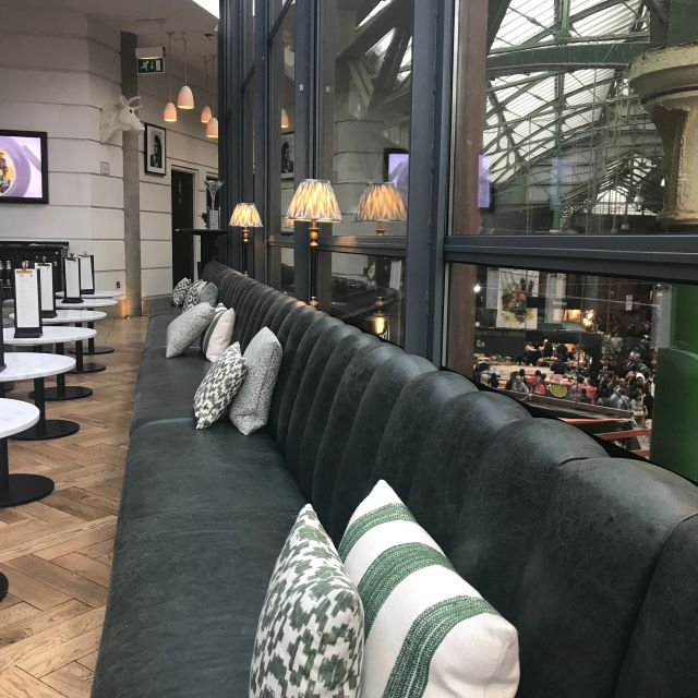 Afternoon Tea at Roast, London