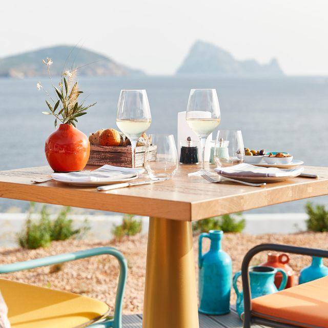 P Dining Coneclub W - Cone Club @ 7 Pines Resort, Sant Josep de sa Talaia, Ibiza