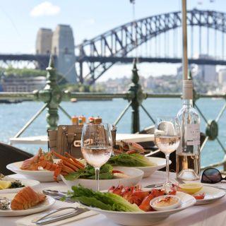 Una foto del restaurante Sydney Cove Oyster Bar - Circular Quay