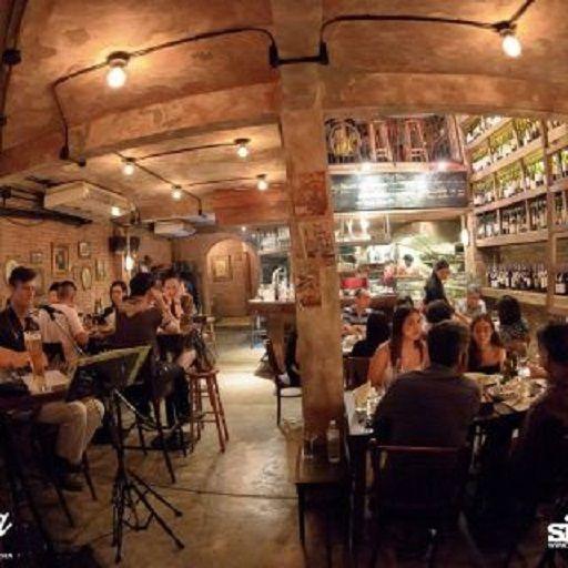 Cantina Wine Bar & Italian Kitchen, Bangkok, Phaya Thai
