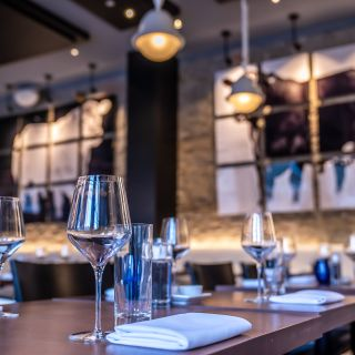 Een foto van restaurant MODERN STEAK on Stephen Avenue