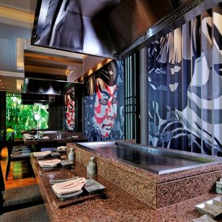 A photo of Kabuki Japanese at JW MARRIOTT PHUKET - MAI KHAO BEACH restaurant