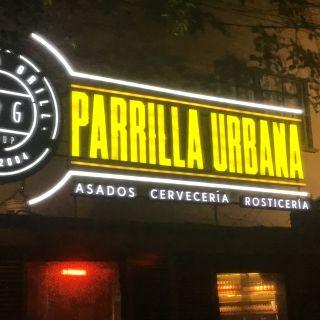 A photo of Parrilla Urbana restaurant