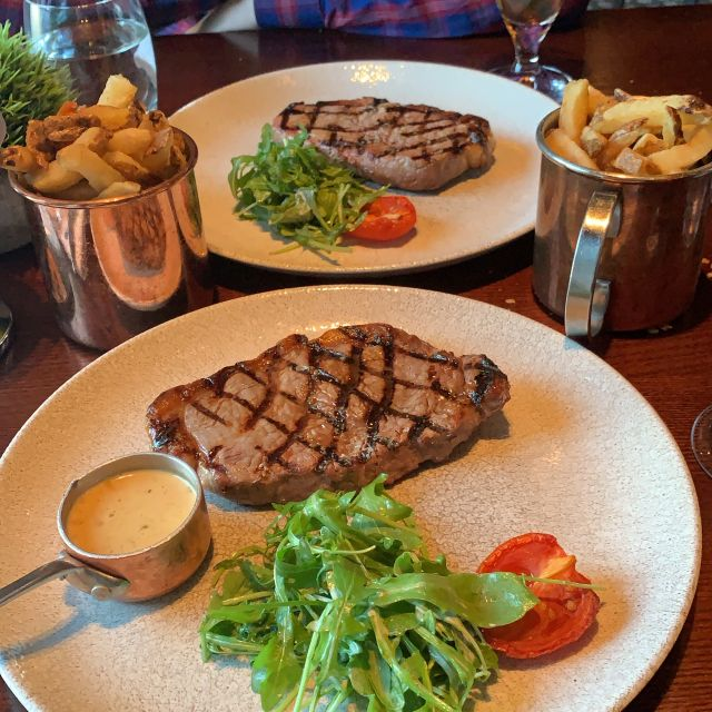 Kyloe Restaurant & Grill, Edinburgh