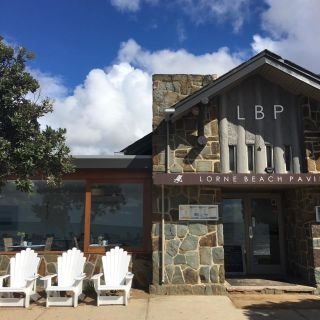 A photo of Lorne Beach Pavilion restaurant