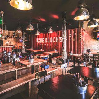 A photo of Underdocks restaurant