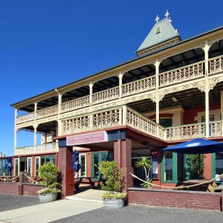 A photo of Grand Pacific Hotel Lorne restaurant