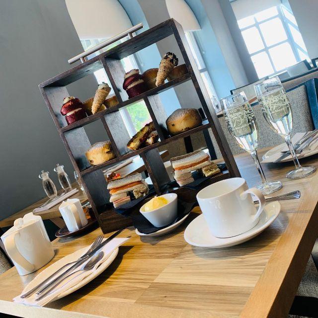 Afternoon Tea at Crowne Plaza Solihull, Solihull, West Midlands