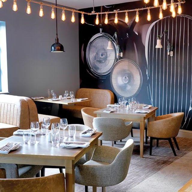 Terrace Restaurant, Solihull, West Midlands