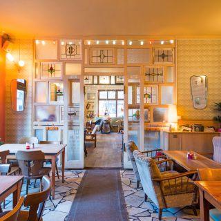 A photo of Datscha Friedrichshain restaurant