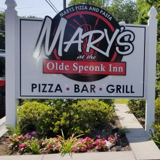 A photo of Mary's Pizza & Pasta restaurant