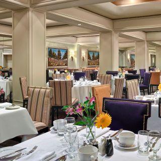Victoria's Restaurant @ The King Edward Hotel