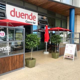 A photo of Duende restaurant