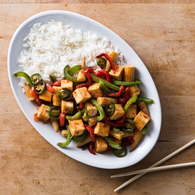 Sweet Pepper Medley - bd's Mongolian Grill - Ann Arbor, Ann Arbor, MI