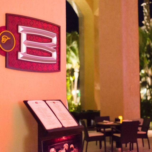 The B Bar - El Rincón Culinario, Cabo San Lucas, BCS