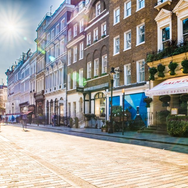 Street View - Palm Court Brasserie, London