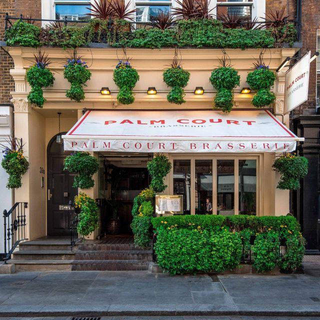 Dp Palm Court- - Palm Court Brasserie, London