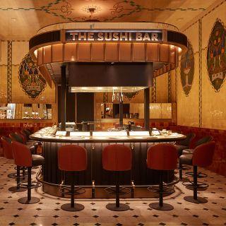 The Sushi Bar @ Harrods