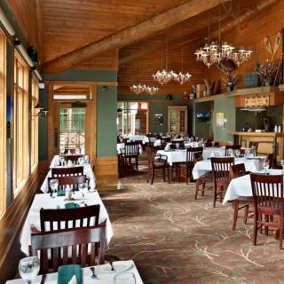 A photo of The Pines Restaurant at Pyramid Lake Resort restaurant