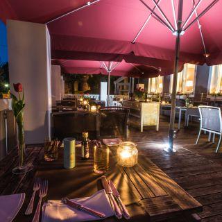 Foto von Restaurant Kunz Kaminzimmer Restaurant