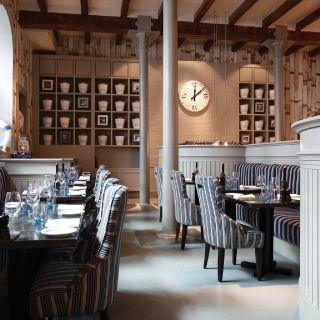 A photo of Chez Mal at Malmaison - Belfast restaurant