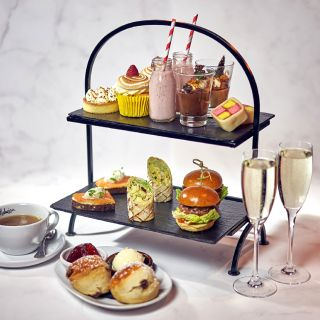 Afternoon Tea at Malmaison