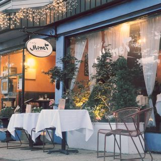 A photo of Cafe Monet restaurant