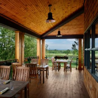 A photo of Ironstone Grill at The Marshes Golf Club restaurant