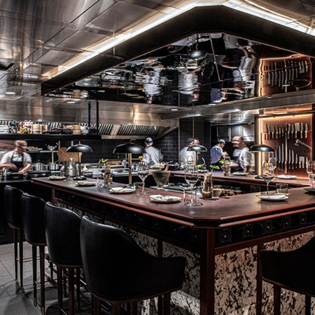 Lucky Cat Kasai Chef's Table Px - Lucky Cat by Gordon Ramsay, London