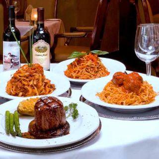 Una foto del restaurante de Medici Cucina Italiana